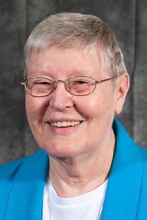 Sister Rose Miriam Wegman