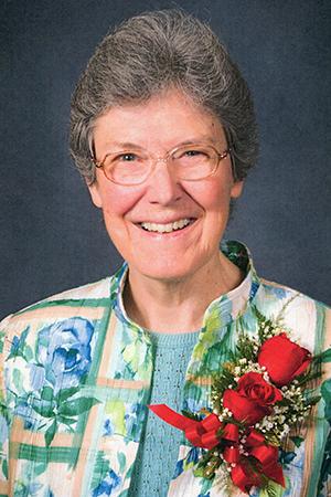 Sister Rosel Marie Feder