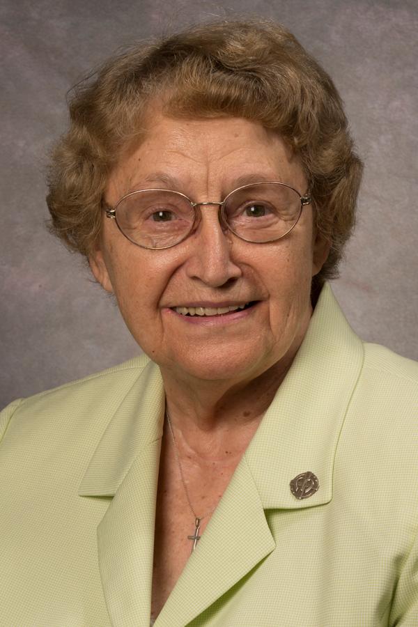 Sister Florence Wesselmann