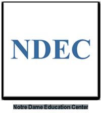 Notre Dame Education Center