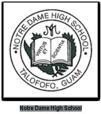 Notre Dame High School - Guam
